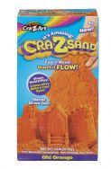Cra-Z-Sand 1.5lb Sand Refill Box Set 700g - Oh Orange
